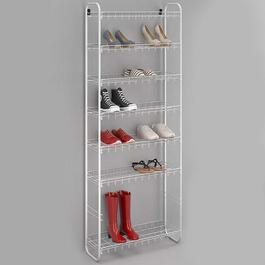 Metaltex Shoe 8 Tier Shoe Rack