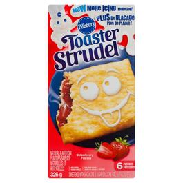 Pillsbury Strawberry Toaster Strudel 6pk. - 326g