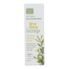 Dead Sea Collection Hemp And Tea Tree Serum - 30ml.