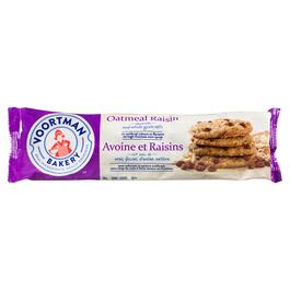 Voortman Bakery Oatmeal Raisin Cookies - 350g