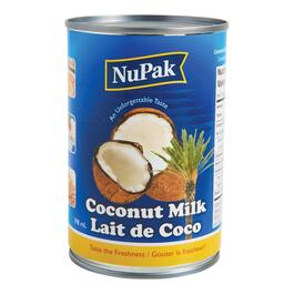 NuPak Coconut Milk - 398ml
