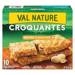 Nature Valley Crunchy Peanut Butter Granola Bars 10pk. - 230g