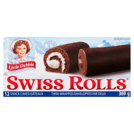 Little Debbie Swiss Rolls 12pk. - 369g