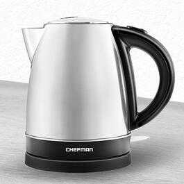 Chefman Stainless Steel Electric Kettle - 1.7L
