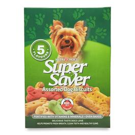 Super Saver Dog Biscuits - 800g