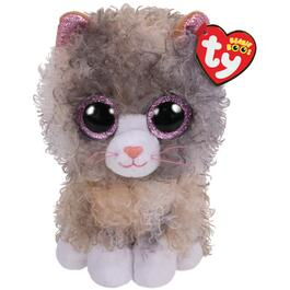 TY Beanie Boos Baby - Scrappy the Curly Cat