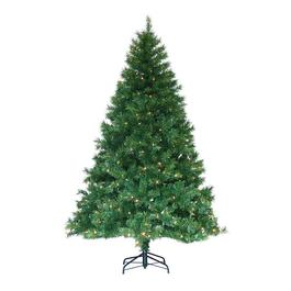 Henryka Artificial Christmas Tree with Lights