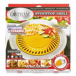 As Seen On TV Gotham Steel Stovetop Grill