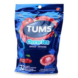 Tums Chewy Antacid - 32pk.
