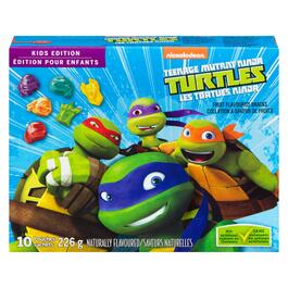 Betty Crocker Teenage Mutant Ninja Turtles Fruit Snacks 10pk. - 226g