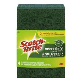 Scotch-Brite Heavy Duty Scour Pad - 4pk.