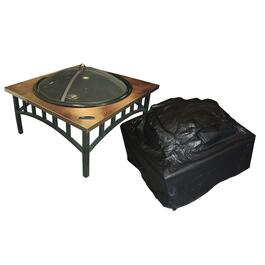Paramount Outdoor Firepit Cover - Square