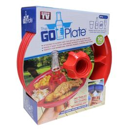 As Seen On TV Go Plate