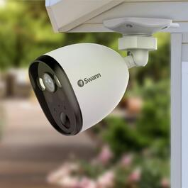 Swann Spotlight 1080p 2-Way Audio Outdoor Security Camera