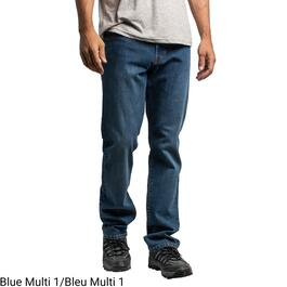 Mountain Ridge Men's Relaxed Fit Jeans - 30-42