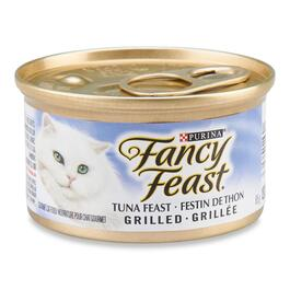 Purina Fancy Feast Grilled Tuna Cat Food - 85g