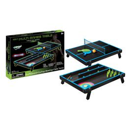 4-in-1 Tabletop Games Table