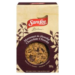 Sara Lee Rondeau Oatmeal Chocolate Chunks Cookies 6pk. - 300g