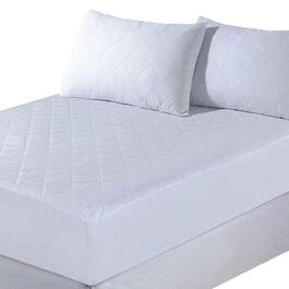 SilverClear Waterproof Mattress Pad - Double