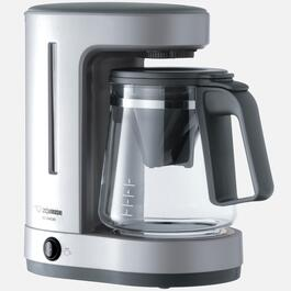 Zojirushi ZUTTO Silver Coffee Maker