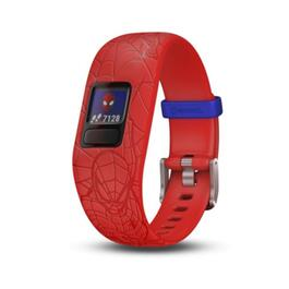 Garmin V√≠vofit® jr. 2 Red Marvel Spider-Man Kids Fitness Tracker