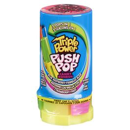 Toops Triple Power Push Pop - 34g