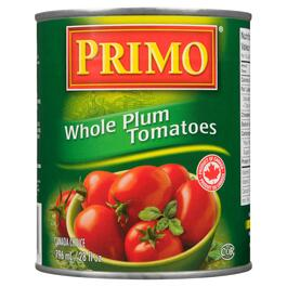 Primo Tomatoes Whole Plum - 796ml