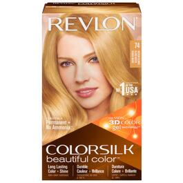 Revlon Colorsilk Hair Dye - No. 74 Medium Blonde