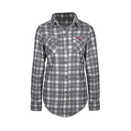 Pilote & Filles Women's Workwear Plaid Fleece Shirt - XS-XL