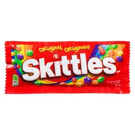 Skittles Original Bite Size Candies - 61g