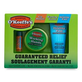 O'Keefe's Gift Pack - 3pc.