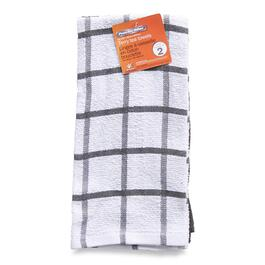 Terry Kitchen Towels - 2pk.
