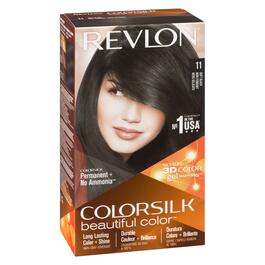 Revlon ColourSilk Beautiful Colour Soft Black - No. 11