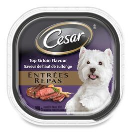 Cesar Wet Top Sirloin for Small Dogs - 100g