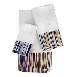 Millano Rayas Cotton Towel Set - 3pc.