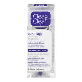 Clean & Clear Advantage Acne Spot Treatment - 22ml