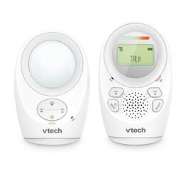 VTech Audio Baby Monitor with Vibrating Sound Alert and Intercom