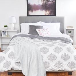 Double/Queen Printed Comforter Set