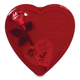 Chocolate Rose Heart - 221g