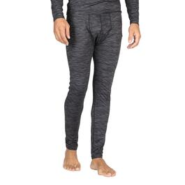 Mountain Ridge Men's Charcoal Micro-Denier Thermal Pants - S-XL