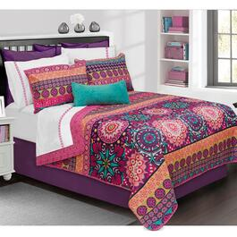Safdie & Co. Twin Premium Quilt Set - 2pc.