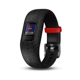 Garmin V√≠vofit® jr. 2 Black Marvel Spider-Man Kids Fitness Tracker