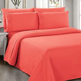 Bamboo Living Eco Friendly Egyptian Comfort Sheet Set - 4/6pc.