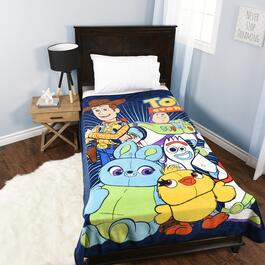 Disney Toy Story 4 Micro Plush Blanket - 80in.