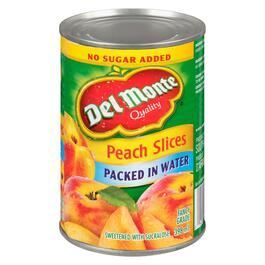 Del Monte Peach Slices - 398ml