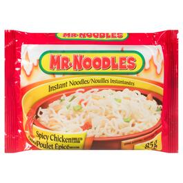 Mr. Noodles Instant Noodles Spicy Chicken Simulated Flavour - 85g