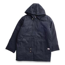 Men's Black Hydro Parka - Large