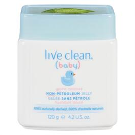 Live Clean Baby Non-Petroleum Jelly - 120g