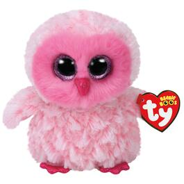 TY Beanie Boos - Twiggy the Pink Owl