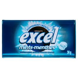 Excel Peppermint Mints - 34g